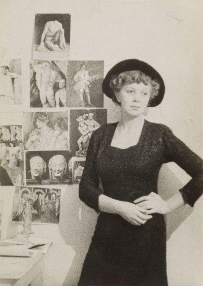 Leonor Fini, Trieste, 1928