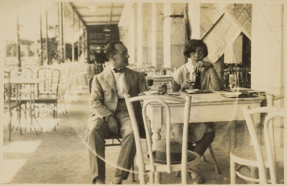 Stranger, Leonor Fini, Trieste, 1928