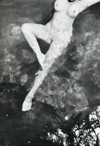 Leonor Fini, Trieste, 1933, photography by Henri Cartier-Bresson