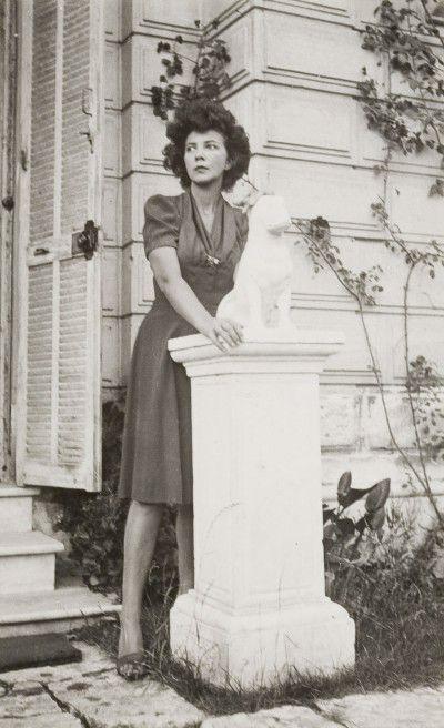 Leonor Fini, Monte Carlo, c.1941