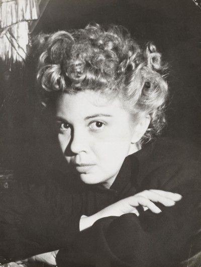 Leonor Fini, Paris, 1937, photographie de Dora Maar