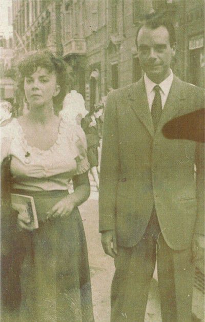 Leonor Fini, Stanislao Lepri, Rome, c.1946