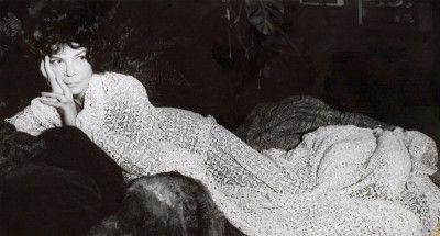 Leonor Fini, Paris, 1966, photographie d'Eddy Brofferio